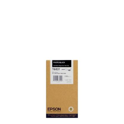Picture of EPSON INK (BLACK photo) 220ml for 7800, 7880, 9800, 9880
