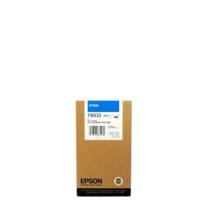 Picture of EPSON INK (CYAN) 220ml for 7800, 7880, 9800, 9880