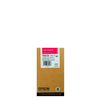 Picture of EPSON INK (MAGENTA) 220ml for 7880.9880