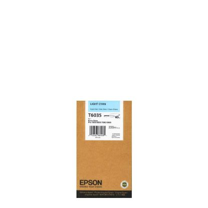 Picture of EPSON INK (CYAN light) 220ml for 7800, 7880, 9800, 9880