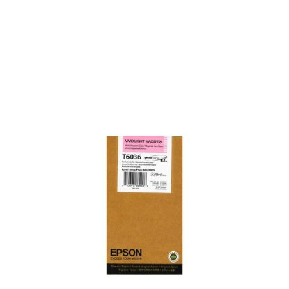 Picture of EPSON INK (MAGENTA light) 220ml for 7880.9880