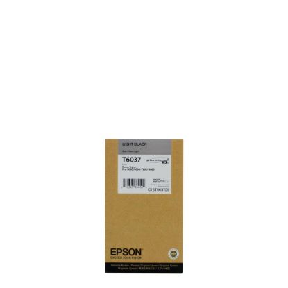 Picture of EPSON INK (BLACK light) 220ml for 7800, 7880, 9800, 9880