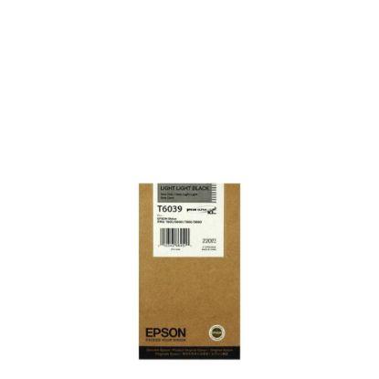 Picture of EPSON INK (BLACK light, light) 220ml for 7800, 7880, 9800, 9880