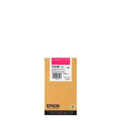 Picture of EPSON INK (MAGENTA) 220ml for 7800, 7880, 9800, 9880