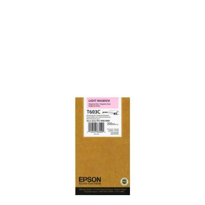 Picture of EPSON INK (MAGENTA light) 220ml for 7800, 7880, 9800, 9880