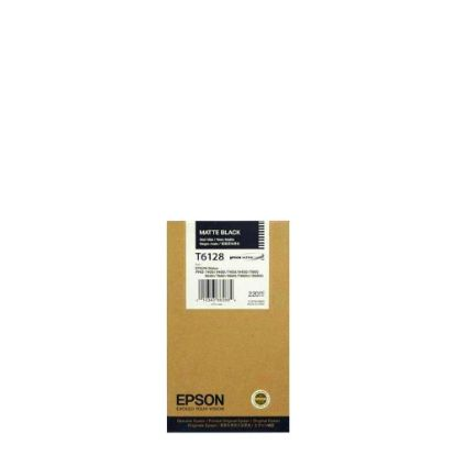 Picture of EPSON INK (BLACK matte) 220ml for 7800, 7880, 9800, 9880