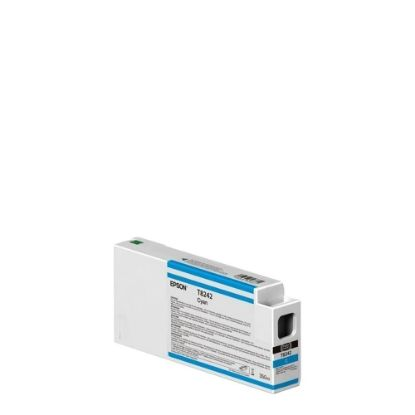 Picture of EPSON INK (CYAN) 350ml for  P6000, 7, 8, 9