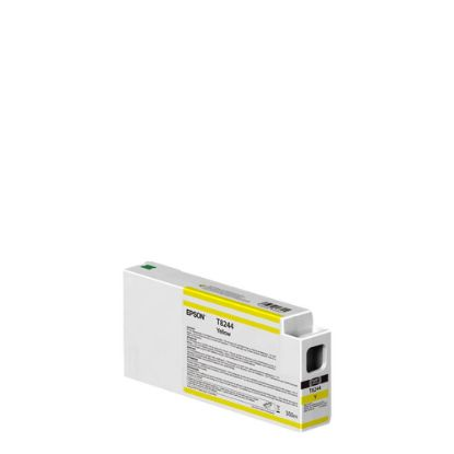 Picture of EPSON INK (YELLOW) 350ml for  P6000, 7, 8, 9