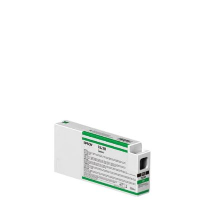 Picture of EPSON INK (GREEN) 350ml for  P6000, 7, 8, 9