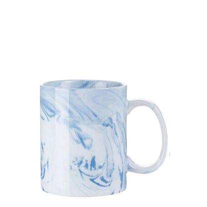 Εικόνα της MUG 11oz (MARBLE Texture) Blue