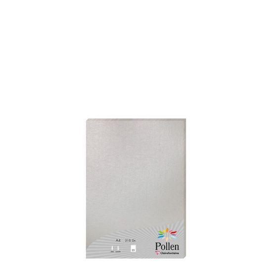 Εικόνα της Pollen Paper SILVER A4/210gr.