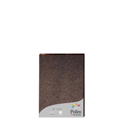 Εικόνα της Pollen BRONZE metallic A4/210gr.