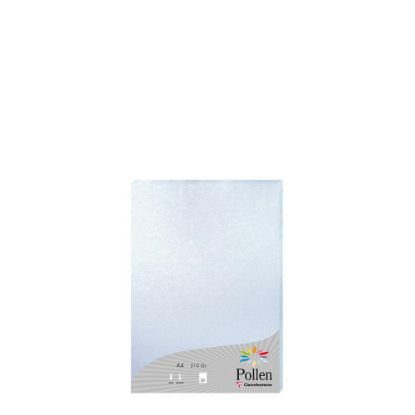 Εικόνα της Pollen BLUE metallic A4/210gr.