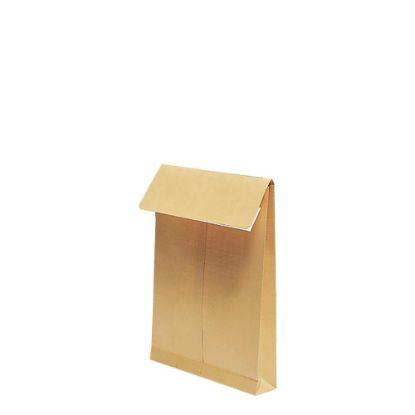 Picture of Pocket Envelopes Kraft 120gr. (229x324mm) side gusset 3cm