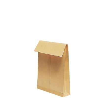 Picture of Pocket Envelopes Kraft 130gr. (229x324mm) side gusset 5cm