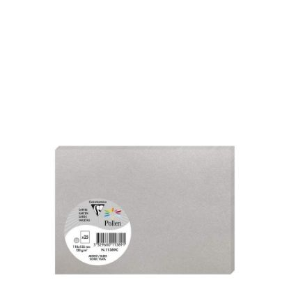 Picture of Pollen Cards 110x155mm - SILVER
