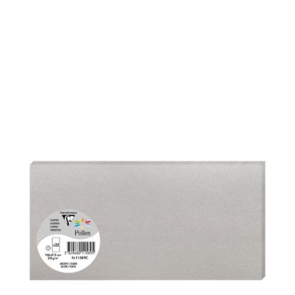 Picture of Pollen Cards 106x213mm - SILVER