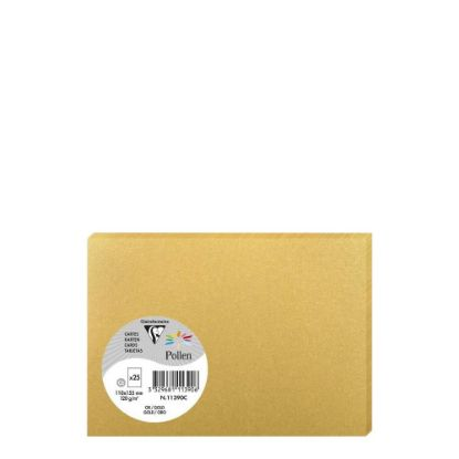 Picture of Pollen Cards 110x155mm - GOLD
