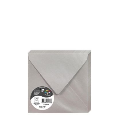 Picture of Pollen Envelopes 140x140mm - SILVER