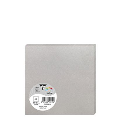 Picture of Pollen Cards 160x160mm - SILVER
