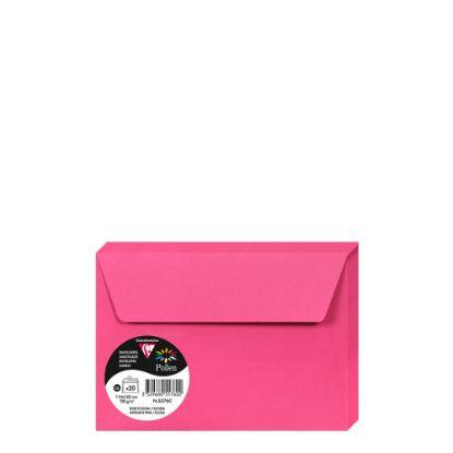 Εικόνα της Pollen Envelopes 114x162mm (120gr) PINK INTENSIVE