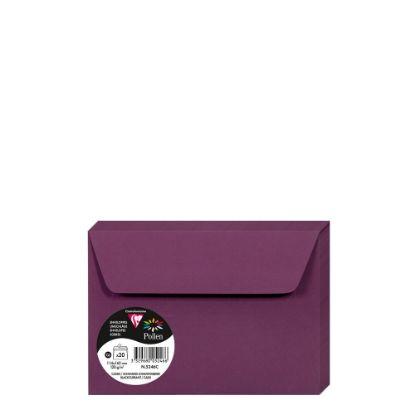 Εικόνα της Pollen Envelopes 114x162mm (120gr) CASSIS