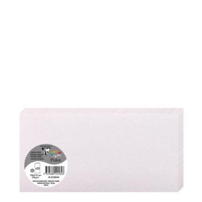 Εικόνα της Pollen Cards 106x213mm (210gr) PINK metallic