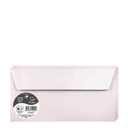 Εικόνα της Pollen Envelopes 110x220mm (120gr) PINK metallic