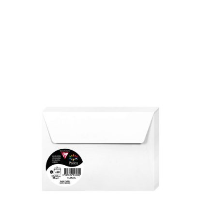 Picture of Pollen Envelopes 114x162mm - WHITE